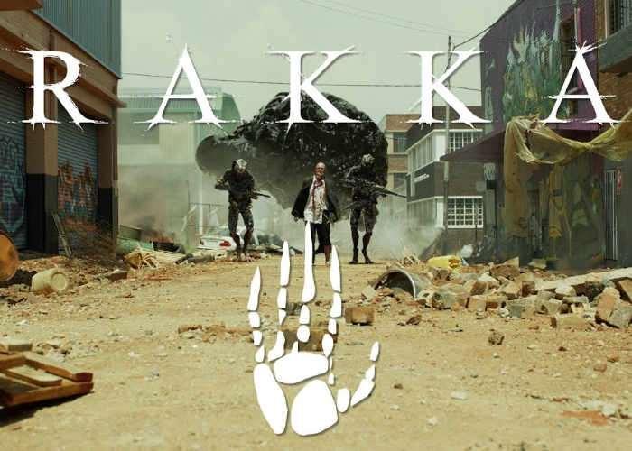 Short Sci-Fi Film Rakka