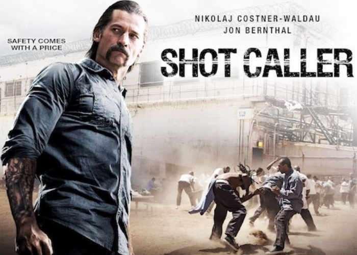 Shot Caller Movie