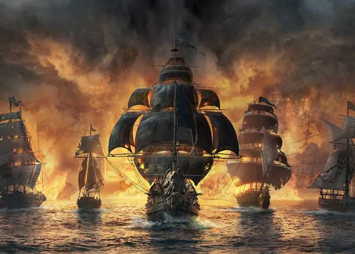 New Skull & Bones Game Will Include Narrative Campaign (video)