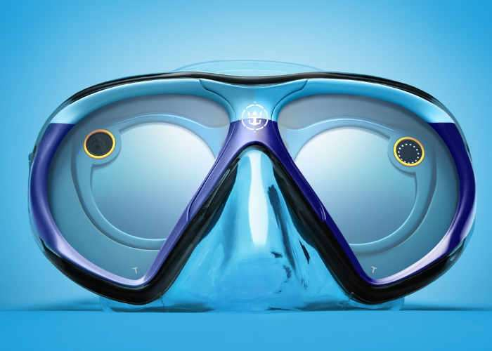Underwater Snapchat Spectacles