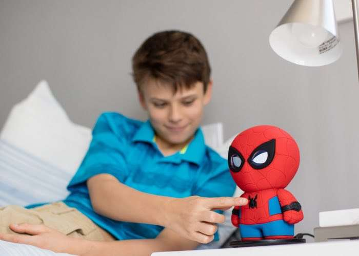 Geek Toys For Newborn : New sphero spider man toy launched video geeky gadgets