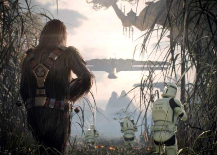 Star Wars Battlefront II Campaign Trailer