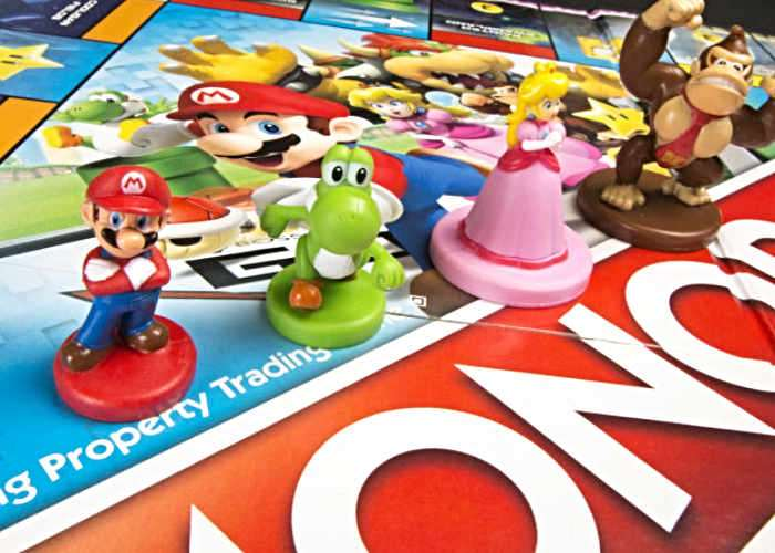 Mario Monopoly Coming This Summer