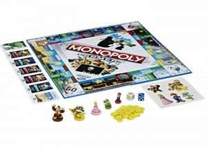 Super Mario-Themed Monopoly Unveiled With Unique Boss Battles And Power-Ups (video)