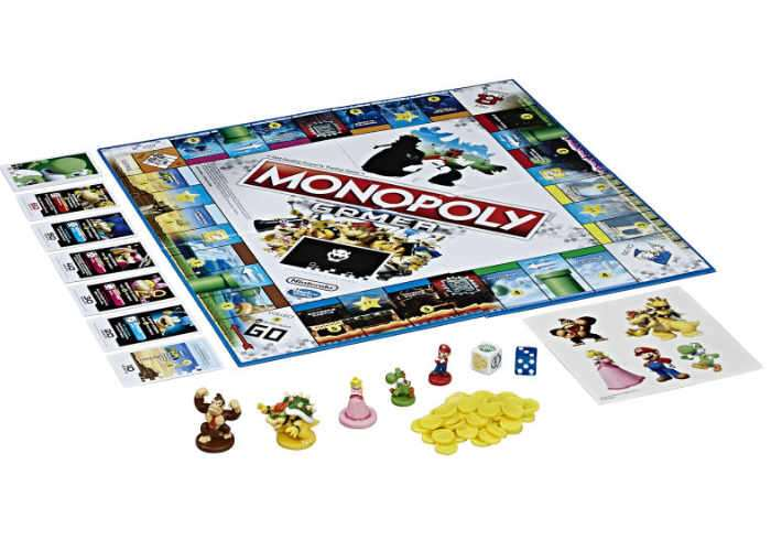 Super Mario-Themed Monopoly