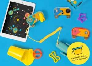 Technology Will Save Us Electro Dough Kits (video)