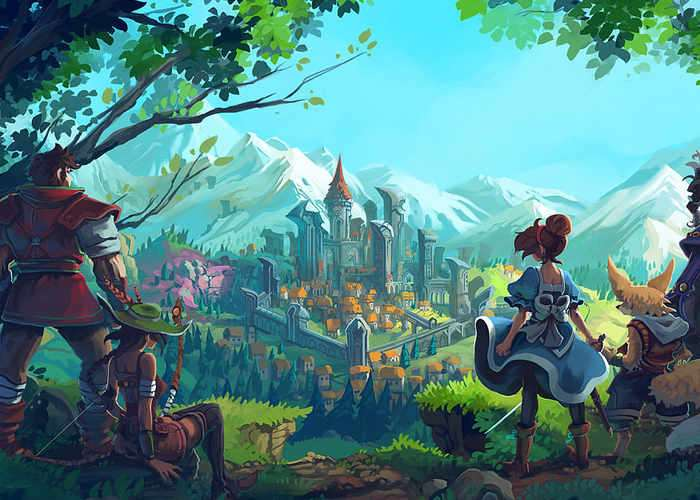 Tenth Line Indie RPG Launches On PS4 June 27th