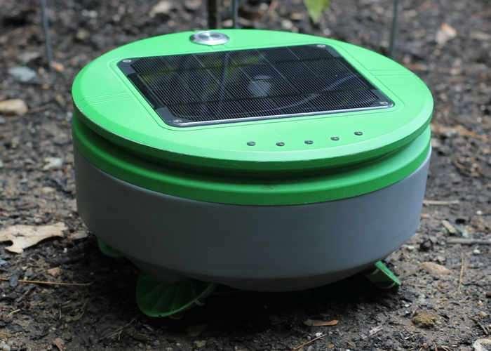 Tertill Solar Powered Weed Killing Robot