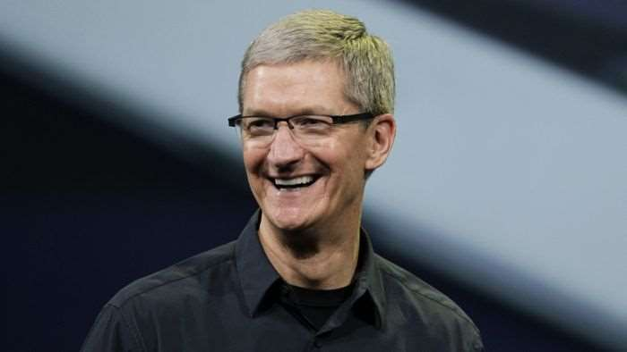 Tim Cook says Apple is working on self-driving car technology
