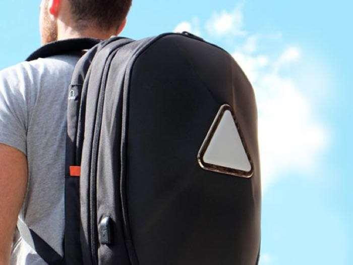 Trakk High Tech Backpacks