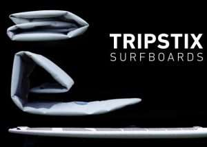 Tripstix High Performance Inflatable SUP (video)