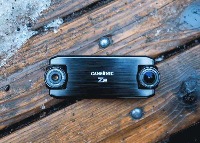 Dual-lens Dashcam