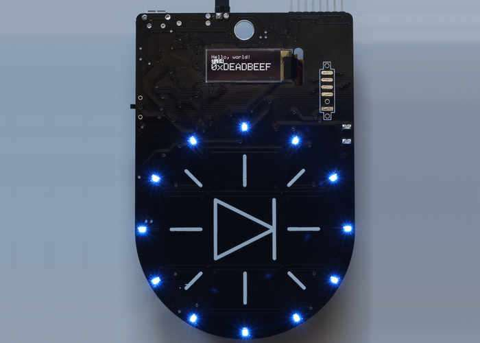 Unofficial Wireless DefCon Badge