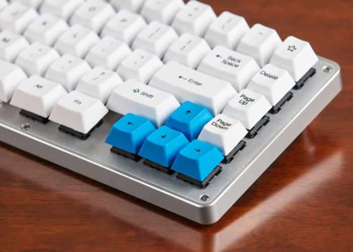 WhiteFox Mini Mechanical Keyboard