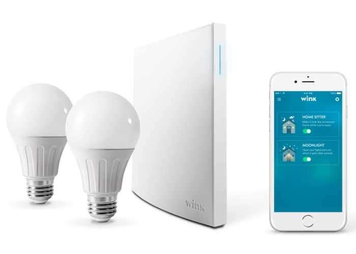 Wink Smart Bulb Set