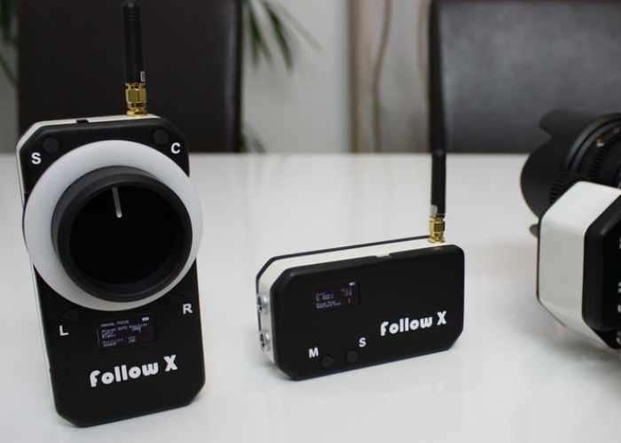 Wireless Camera Control System