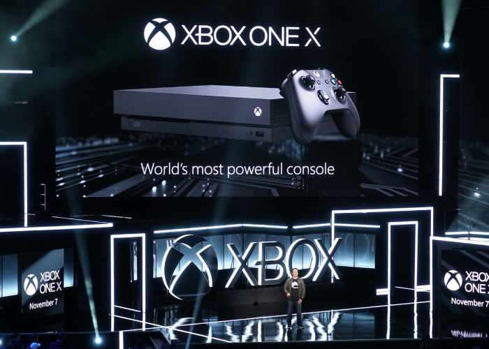 Xbox One X Specifications Revealed