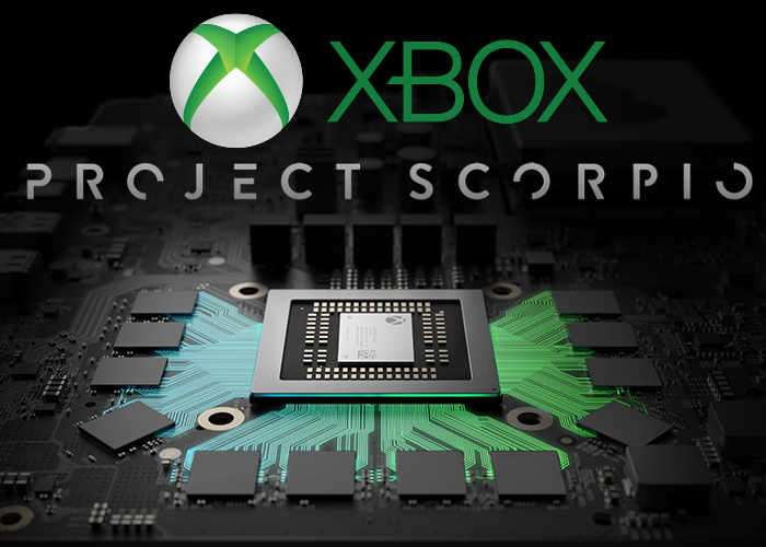 Project Scorpio Xbox Developer Kit Detailed