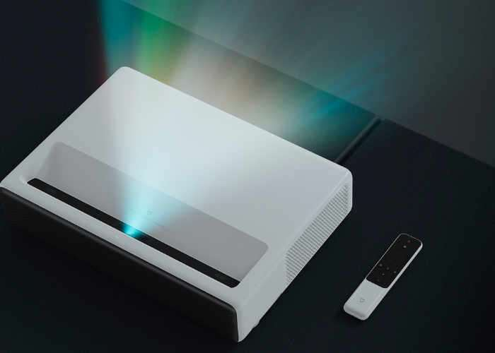 Xiaomi Mi Short Throw Laser Projector-9