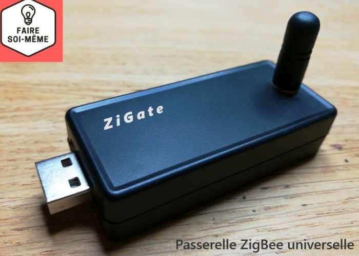 ZiGate Universal Smart Home ZigBee Gateway