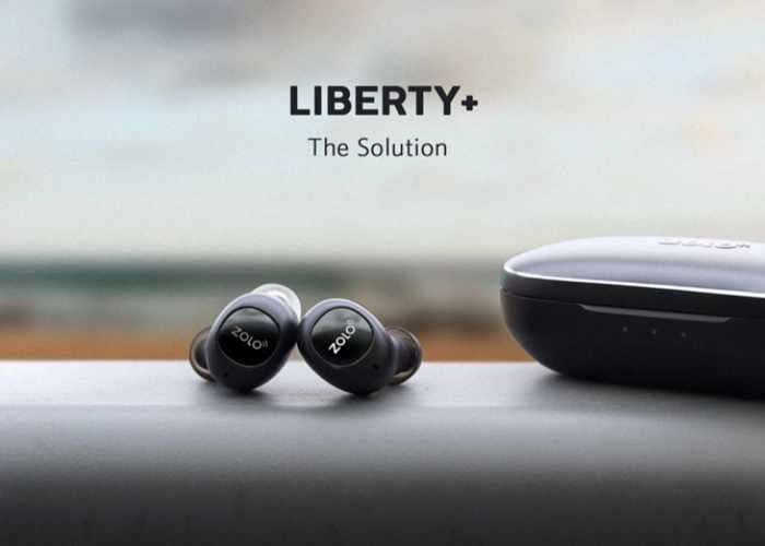 Zolo Liberty+ Wireless Earbuds
