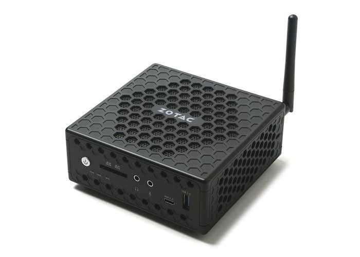 Zotac ZBOX CI327 Nano