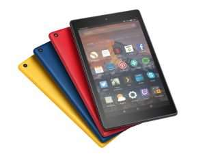 New Amazon Fire 7 And Fire HD 8 Start Shipping
