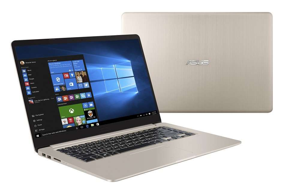 Asus VivoBook S510 Notebook
