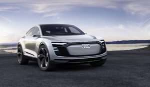 Audi E-tron Sportback To Go Into Production In 2019