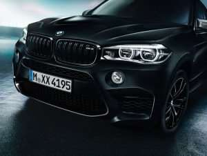 BMW X5 M and BMW X6 M Black Fire Editions Announced