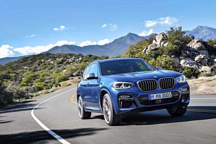 This Is The New Bmw X3 Video Geeky Gadgets