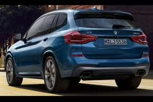 New BMW X3 Appears In Leaked Photos