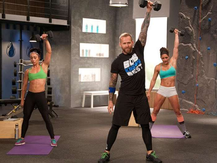 NEW EVERY DAY There's a new Daily Burn workout every single day. Catch it at am ET, and on-demand for 24 hours. Catch it at am ET, and on-demand for 24 hours. These minute workouts are specially developed for fitness beginners/5().