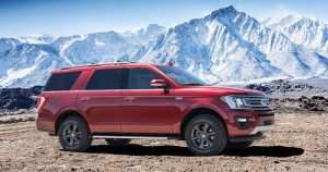Ford Expedition FX4 Aims for the Off-Road