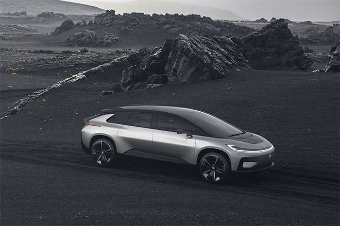 Watch Faraday Future Developing the FF 91 for Pikes Peak