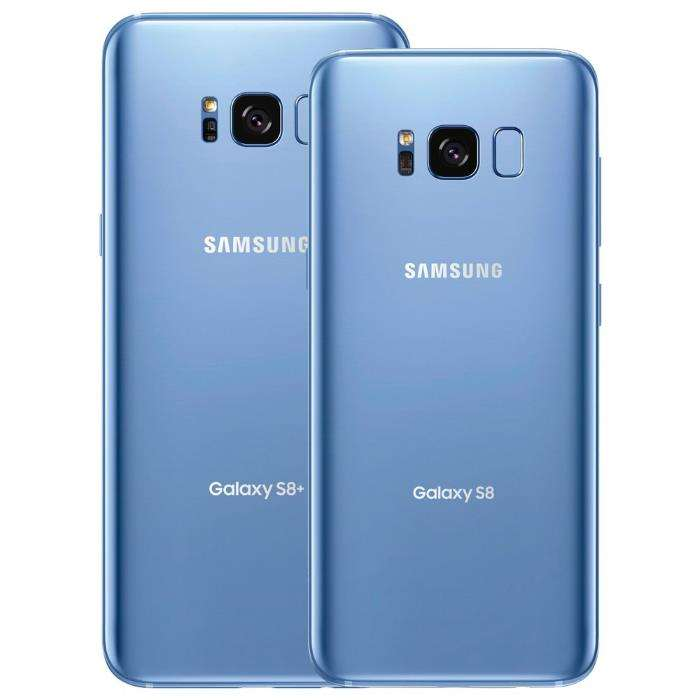 Samsung Galaxy S8 In Coral Blue Color Available For Pre Order On Carphone Warehouse Geeky Gadgets