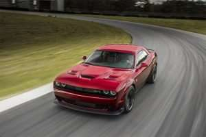 Challenger SRT Hellcat Widebody Reaches into the Demon Parts Bin