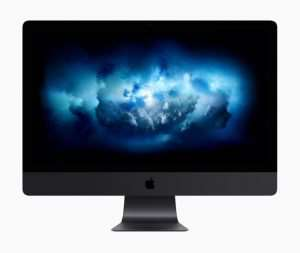 Apple Unveils The New iMac Pro