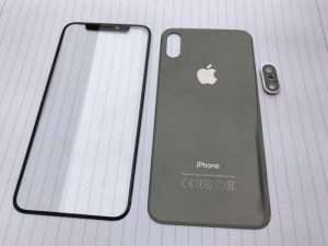 Apple's iPhone 8 Front And Back Panel Leaked