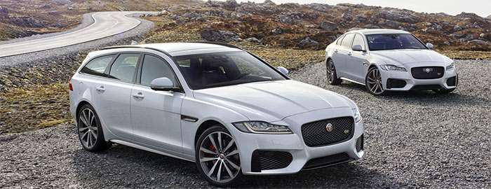 jaguar xf sportbrake is the first xf wagon offered in the us geeky gadgets. Black Bedroom Furniture Sets. Home Design Ideas