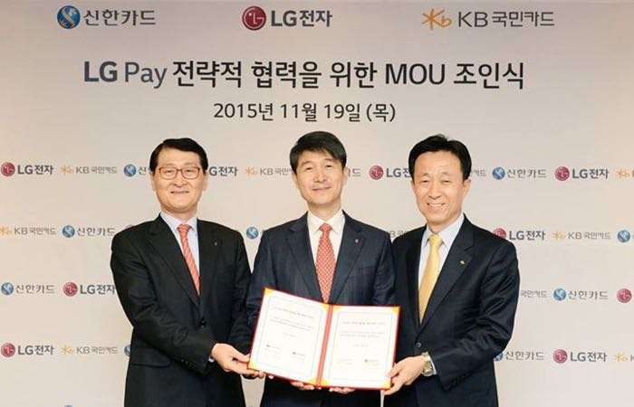 LG Pay launches in South Korea on the LG G6