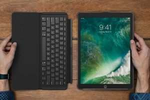 Logitech Slim Combo Keyboard Case For New iPad Pro Announced