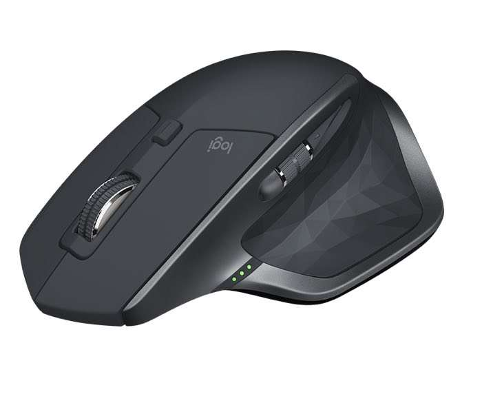 Logitech's new mouse can control three computers at once