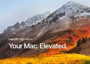Apple Announces macOS Sierra High