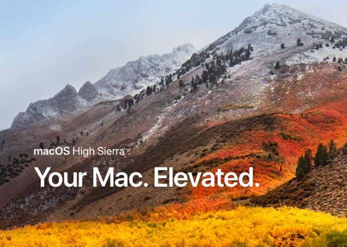 macOS Sierra High