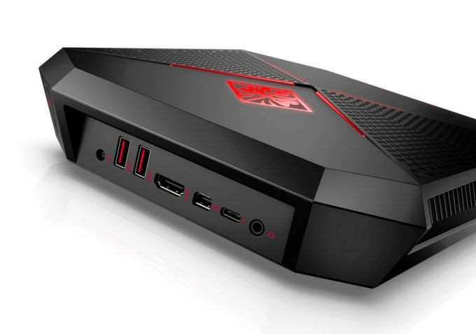 HP Omen X Compact VR Ready Desktop PC