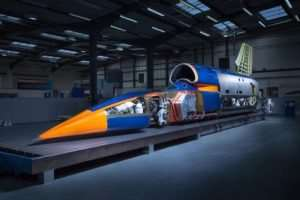 Bloodhound SSC To Make Its First Public Run In October