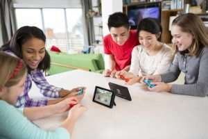 Nintendo Is Talking About Cross-Platform Multiplayer Support