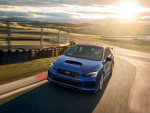 Subaru WRX STI Type RA Packs 310 HP