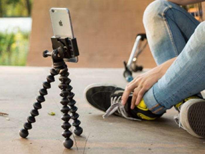 JOBY GorillaPod & GripTight Smartphone Mounts